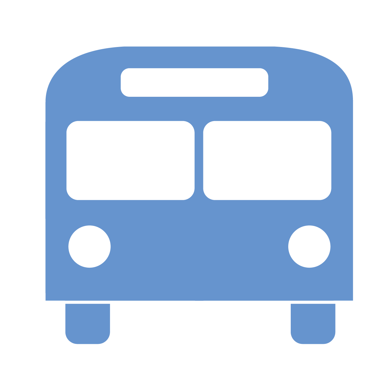 Aurelius Coworks Public Transportation Icon