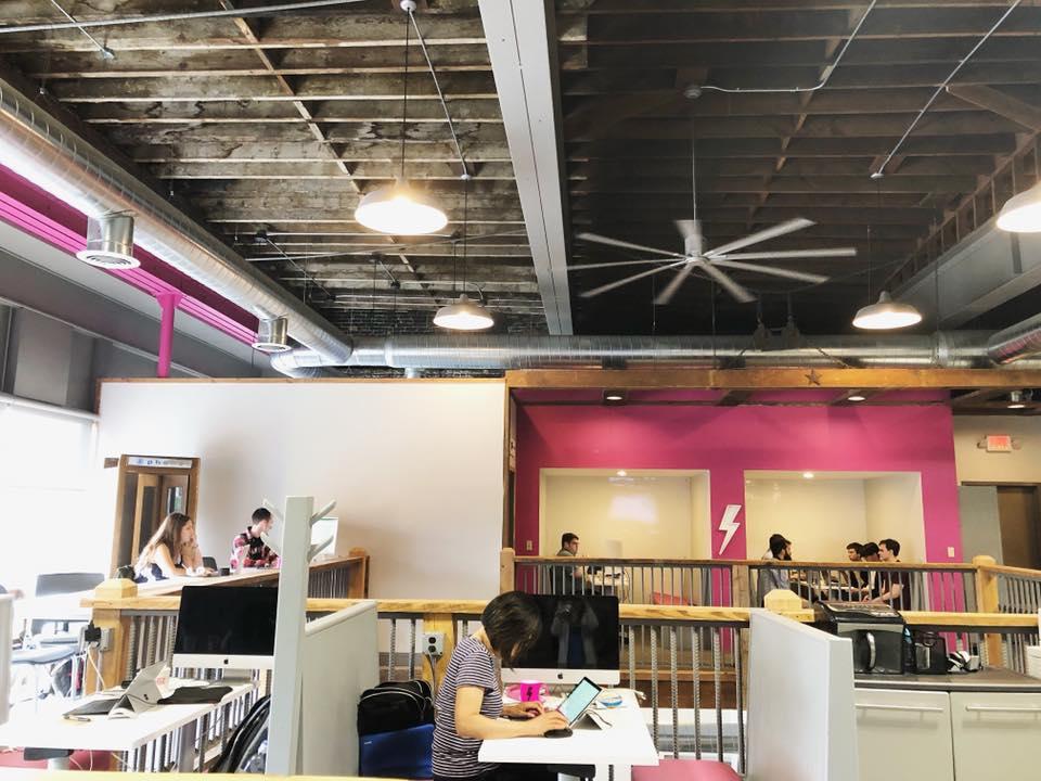 Huddle at Troy Innovation Garage